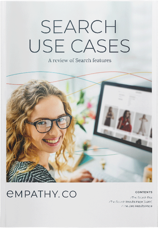 Search Use Cases