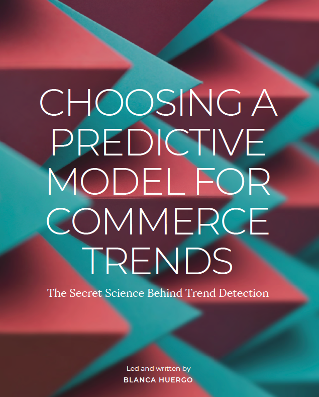 Choosing a Predictive Model for Commerce Trends