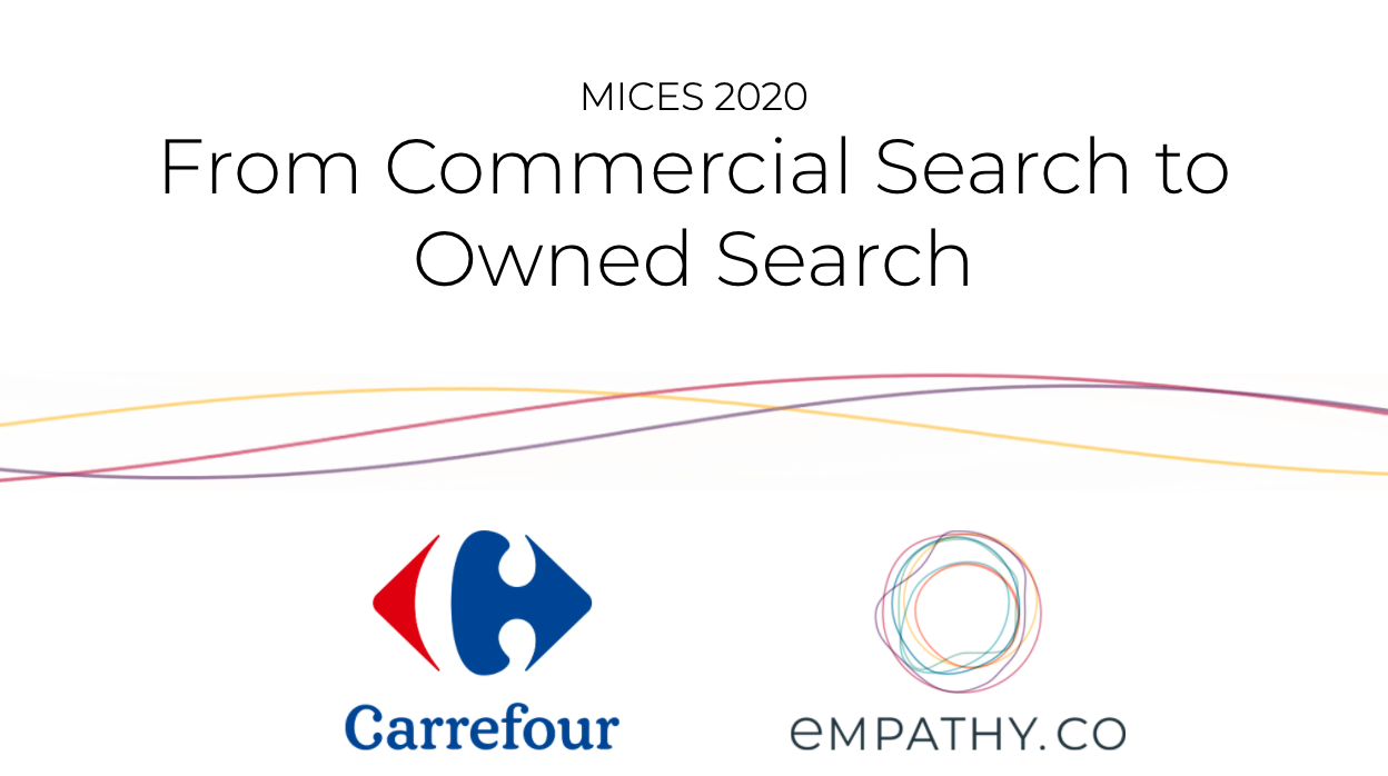 From Commercial Search to Owned Search