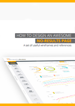 How to design an awesome No-results page
