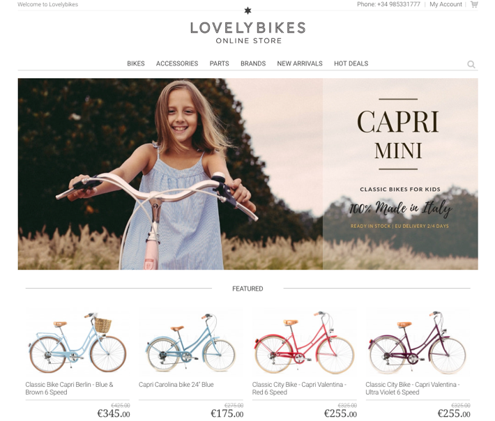 Five minutes with…. Lovelybikes
