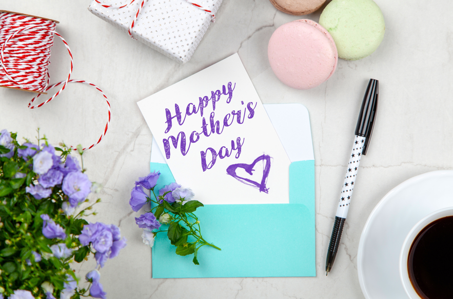 Create Beautiful Moments of Joy this Mother's Day